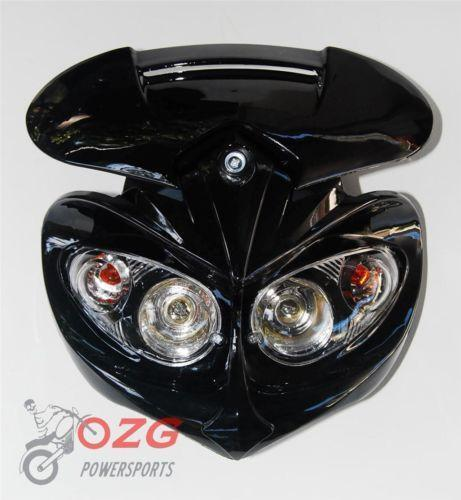 dominator headlight motorcycle parts buell headlight