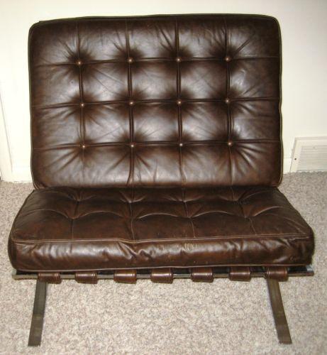 Bon Mid Century Chrome Chair   EBay