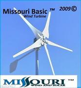 500 Watt Wind Turbine