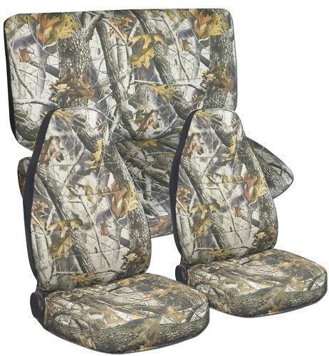 Camouflage Car Seat Ebay