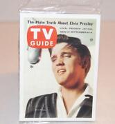 Elvis Presley TV Guide