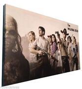 The Walking Dead Canvas