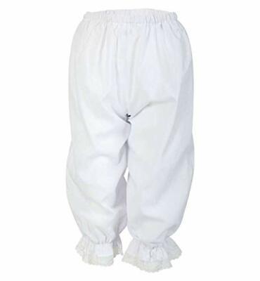 Pluderhose Schlafhose Pyjama weiß weit locker Damen-Kostüm Kostüm 12279813