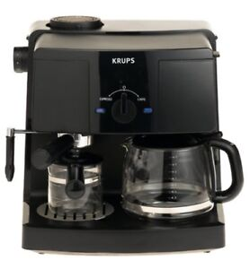 Krups XP1500 combo expresso/drip coffee maker