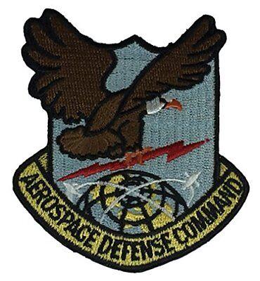 Usaf Air Force Aerospace Defense Command Patch Airman Veteran Nasa