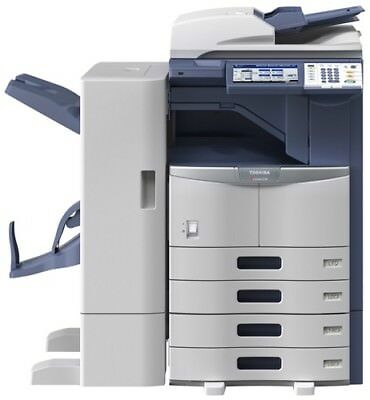 Toshiba E-studio 256 Print-scan-fax Low Meterfinisher Included