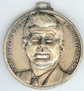Kennedy Silver Medals