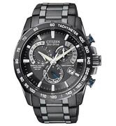 Citizen Eco Drive Perpetual Chronograph