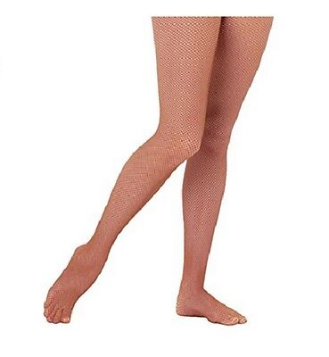 1439f6bc013fb Body Wrappers A67 Toast Women's S/M Professional Seamless Fishnet Tights