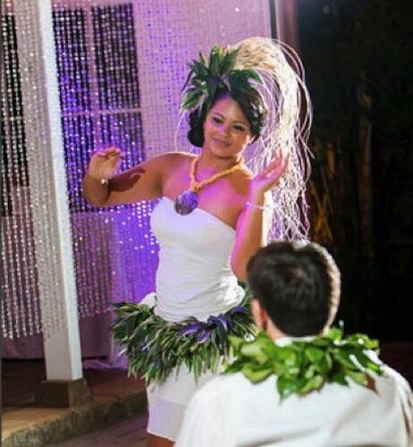 Nīʻau Blanc Tahitian Hair Comb