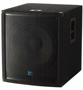 SUBWOOFER AMPLIFIEE Yorkville LS 720P