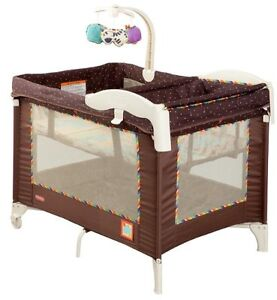 Fisher Price Love You Zoo Playpen - Parc