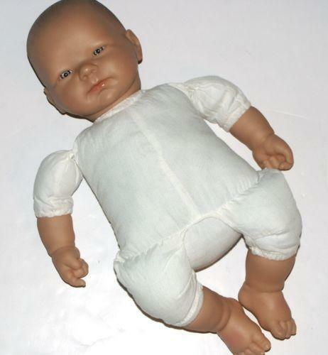 Vintage Baby Doll From  S Cloth Body