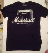 T-shirt Marshall Amplification