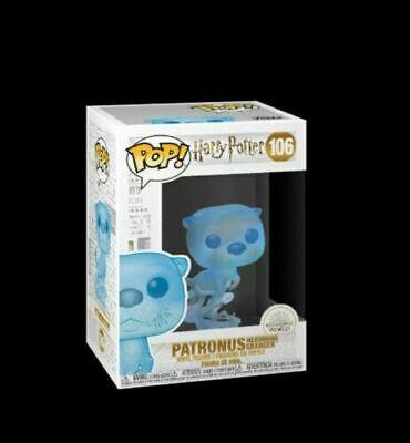 Protector Of Prerelease Harry Potter Hermione Granger Otter Patronus Funko Pop