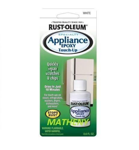 white appliance paint ebay