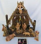 Fontanini Nativity Set