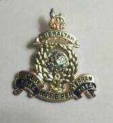 Royal Marines Badge