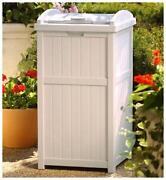 Outdoor Garbage Can