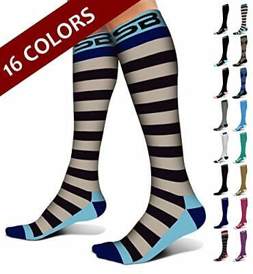 SB SOX Compression Socks  for Men & Women - Best Stockings f