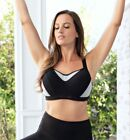 D 30 Band Activewear Sports Bras for Women
