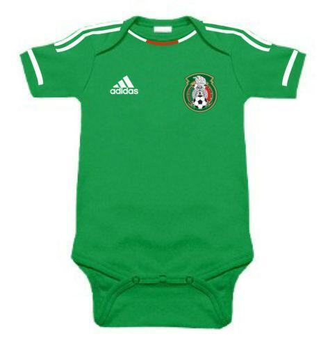Chicharito Baby Soccer Jersey Mexico World Cup Details DESCRIPTION - Brand new with tags high quality soccer jersey Cotton Embroidered logo Machine wash in cold water DO NOT bleach SizePrice: $
