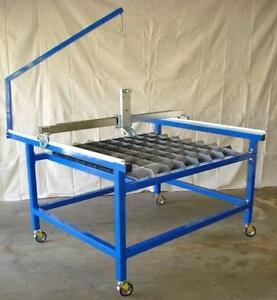Jet Router Table CNC Plasma Cutting Table