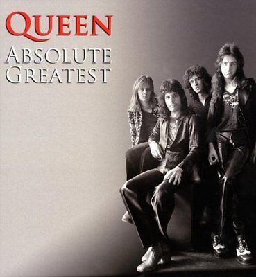 Queen  -  Absolute Greatest(180g LTD. vinyl)  Box-set,2009 EMI (Queen Vinyl-box-set)