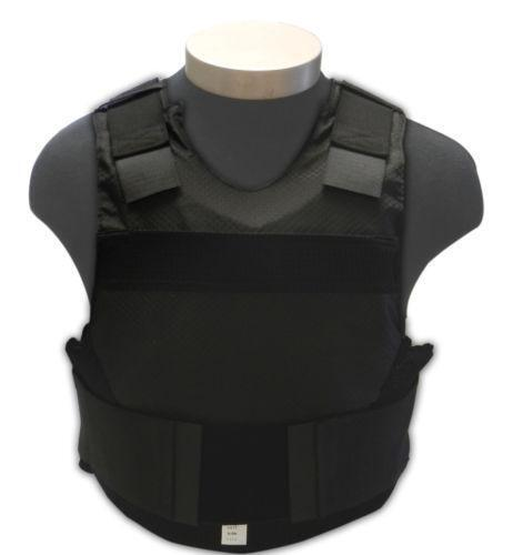 how to draw a bullet proof vest
