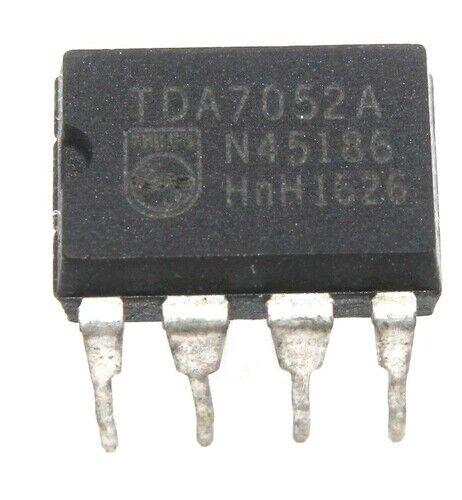 TDA7052A Philips Microelectronics, Audio IC,