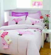 Hibiscus Quilt Cover