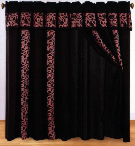 Gothic Curtains Ebay