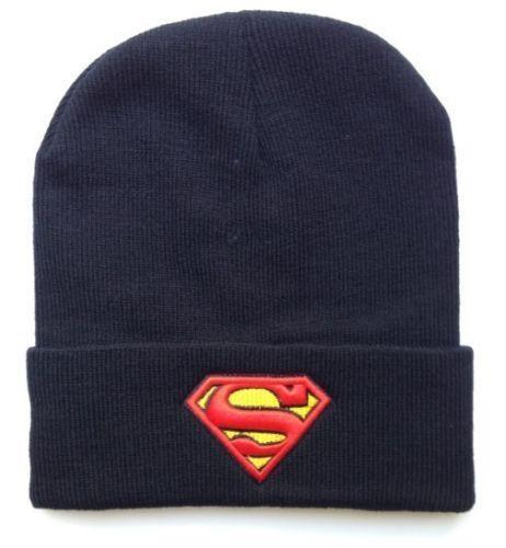 4f27fceac1f Superman Beanie  Clothing