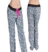 Cheetah Print Pajamas