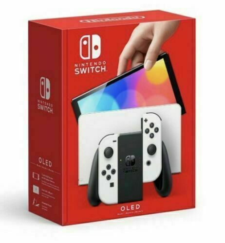 Nintendo Switch OLED Model with White Joy-Con - SAME DAY Free Shipping!!