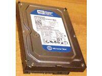 """WESTERN DIGITAL WD2500AAJS SATA 3.5"""" Internal Desktop PC Hard Drive 250GB"""