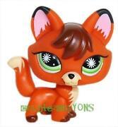 Littlest Pet Shop Fox