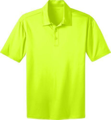 neon golf shirt ebay