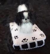 Dollhouse Miniature Dog