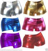 Silver Hotpants