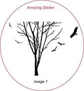 Bird Wall Art Stickers