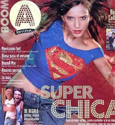 Luisana Lopilato Sexy Model Magazine Argentina 2004
