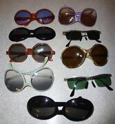 Vintage Sunglasses Lot