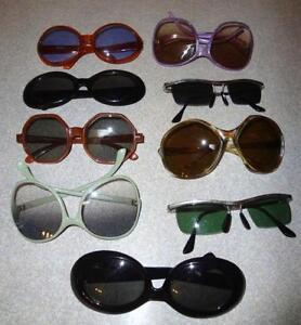 ae7a1b9c46a Vintage Sunglasses Lot