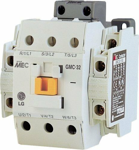 GMC-32 Contactor, 3 Pole META MEC Series (LS Industrial Systems)