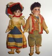 Antique Boy Doll