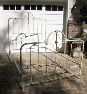 WANTED: older style bed frame