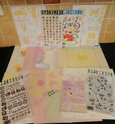 Baby Scrapbook Kit