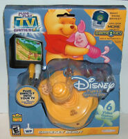 Disney Piglet Winnie Pooh Plug and Play TV Game
