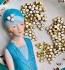 Swarovski White Vintage Loose Beads
